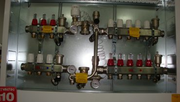 оборудования для тёплого пола
