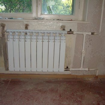 Монтаж радиаторов отопления Симферополь