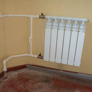Установка радиаторов отопления Симферополь